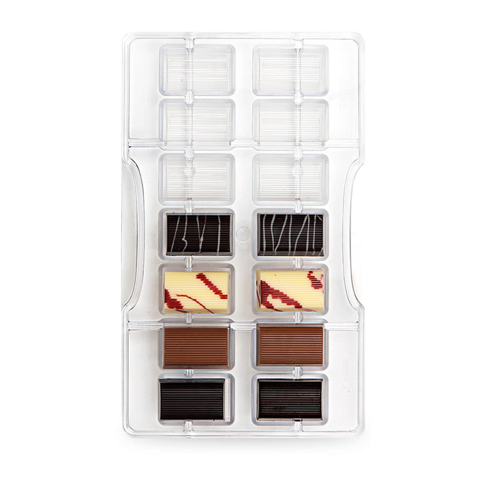 "Decora Chocoladevorm polycarbonaat ""La Cerise"""