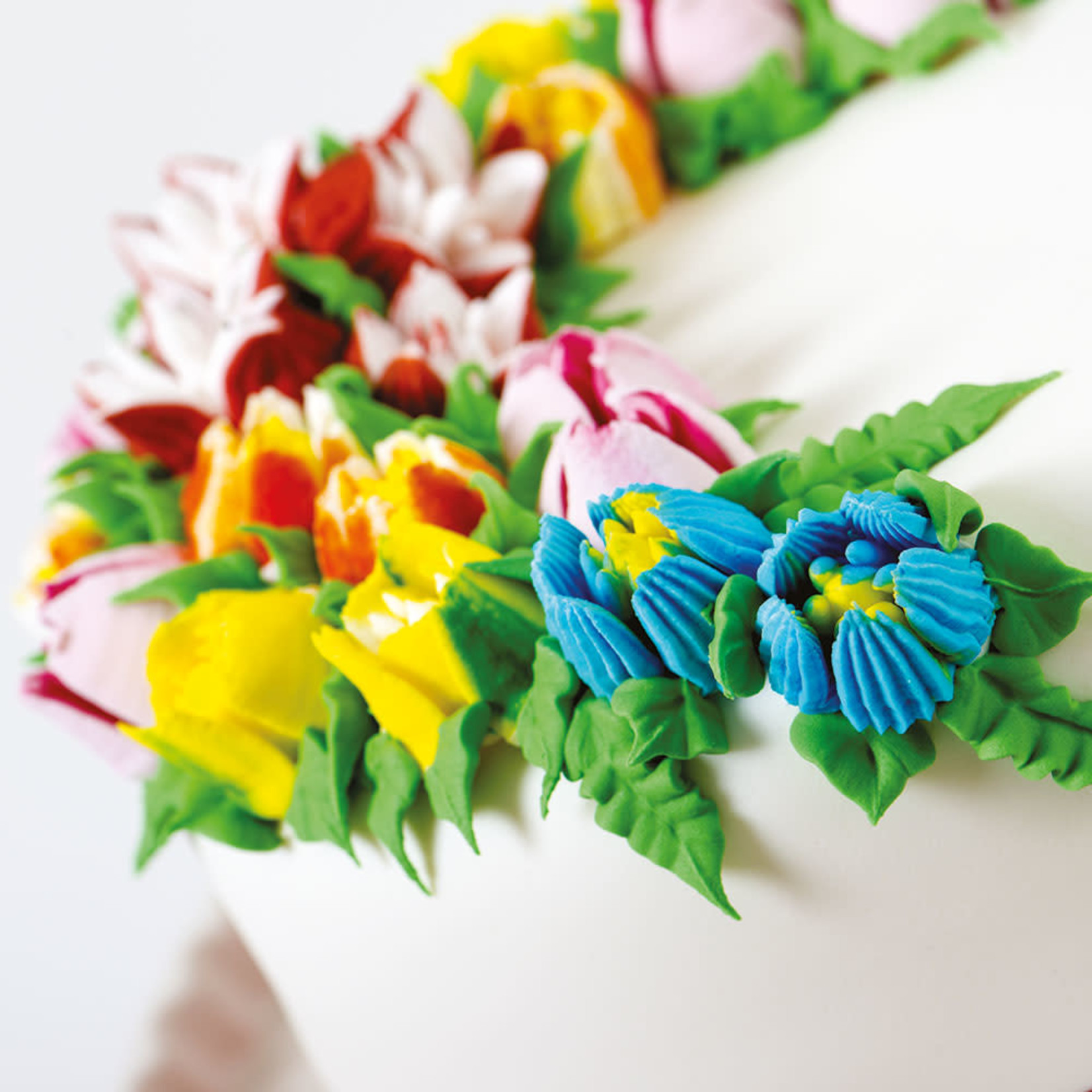 Decora Royal icing extra wit 400g  /6