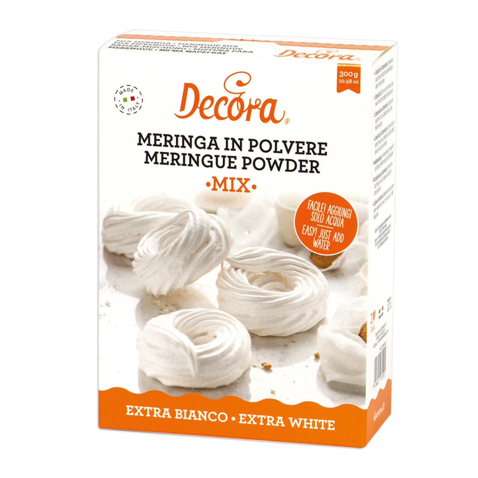 Decora Meringuepoeder 300g /6