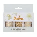 Decora Decoratieset parel 85g  /6
