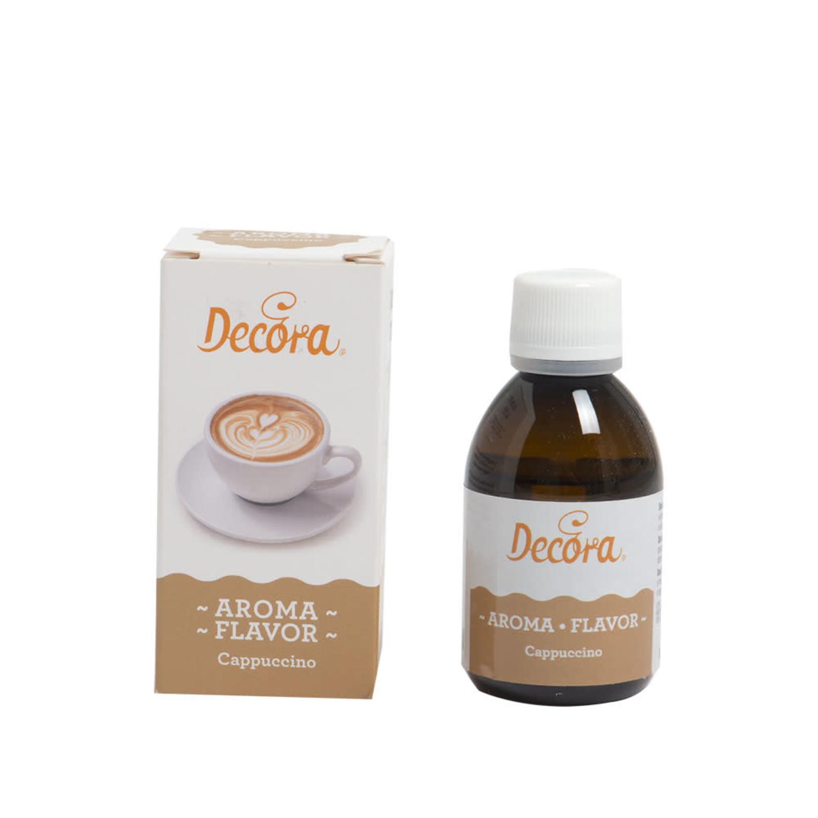 Decora Cappuccino-aroma 50g  /6