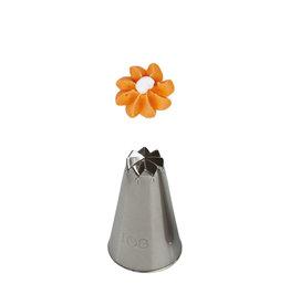 Decora Spuitmondje bloem 8 blaadjes nr. 108  /6