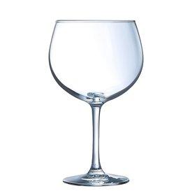 gin-tonic glazen, 6 stuks