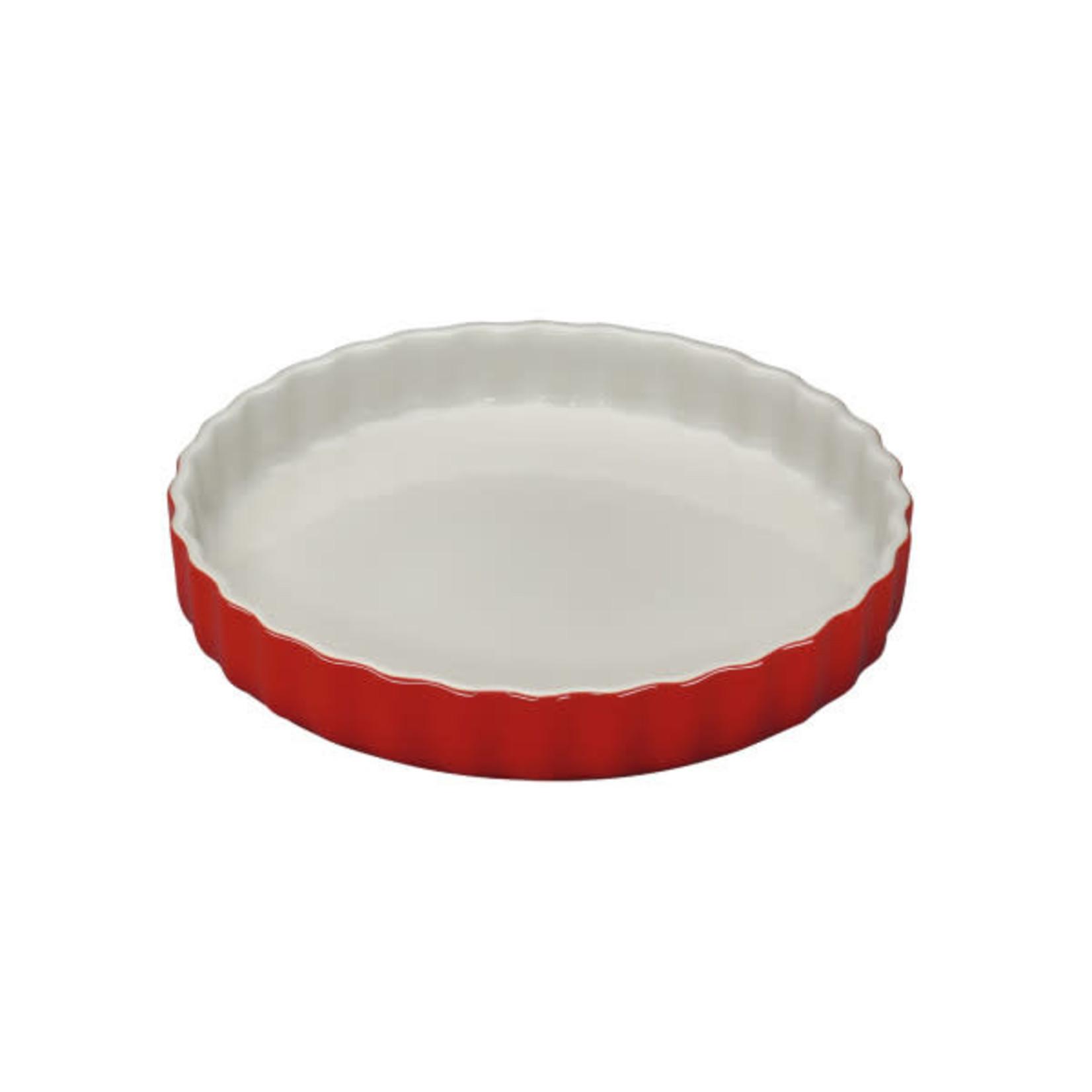 Küchenprofi Taartvorm Keramisch 28cm rood