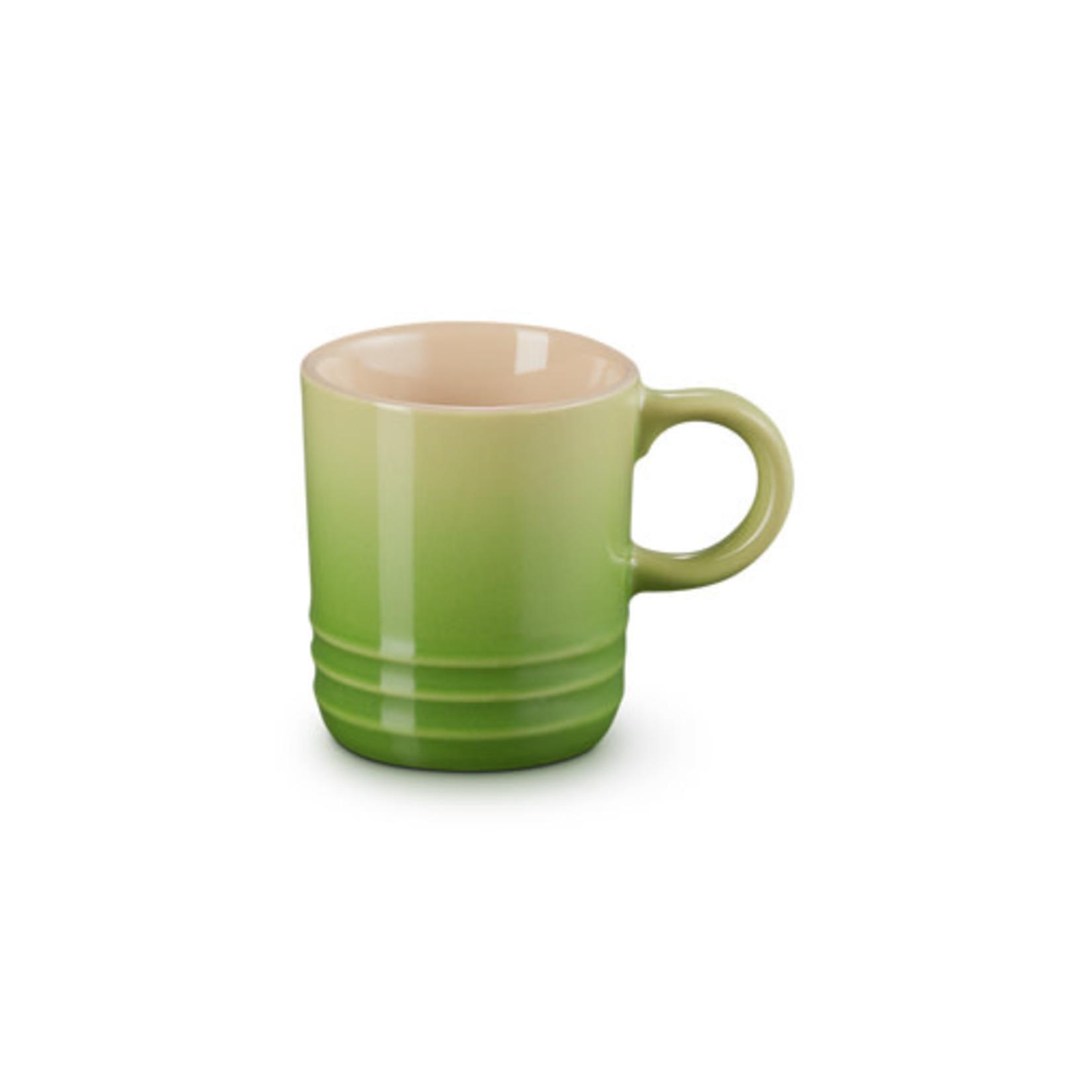Le Creuset espressokopje 70ml palmgroen