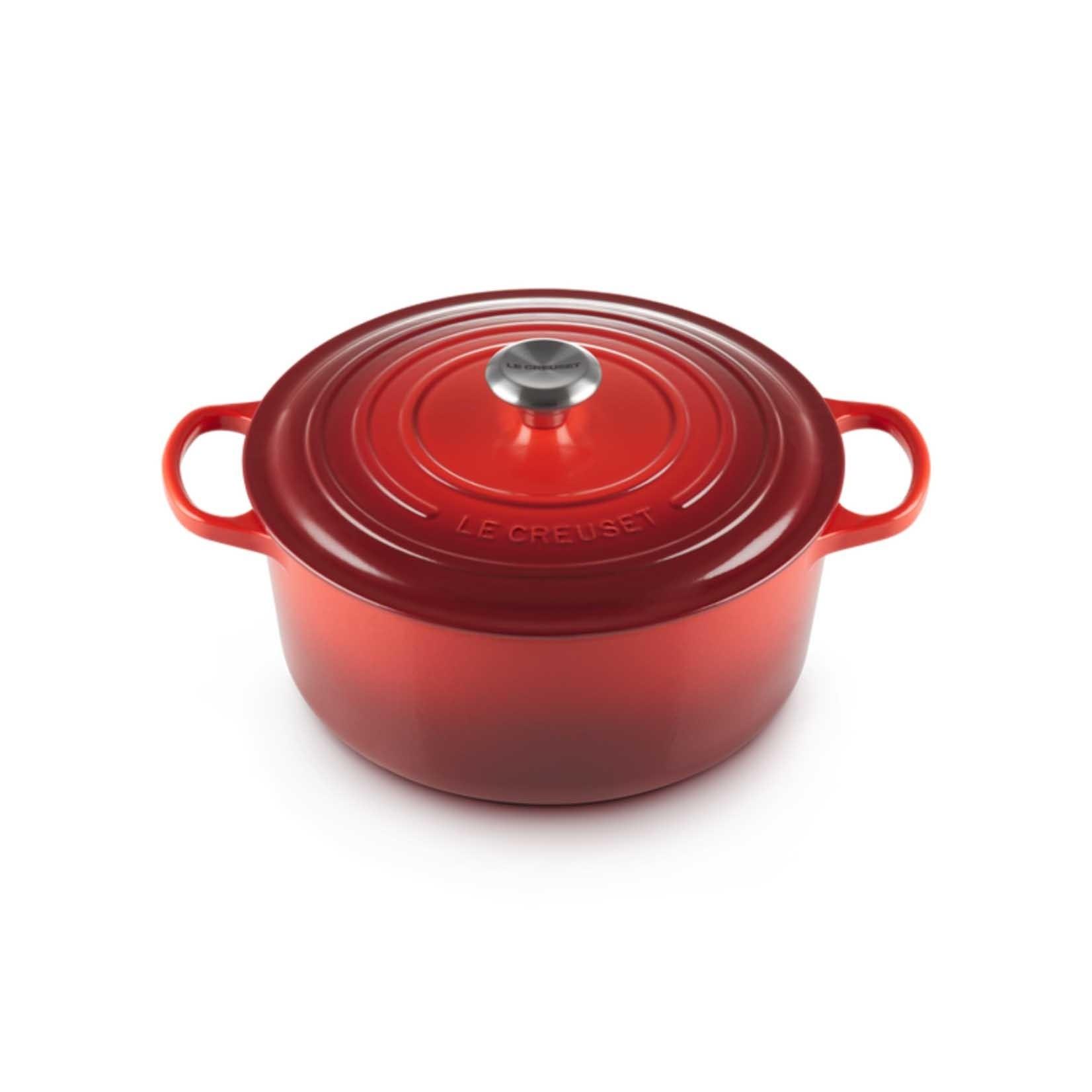 Le Creuset Cocotte rood 28cm