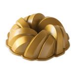 Nordic Ware GOLD Braided bundt