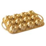 Nordic Ware GOLD Braided bundlette bites