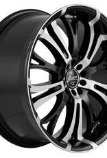 "Barracuda Wheels Barracuda ""TZUNAMEE"" 7,5 x 17 - 9 x 20  Alfa , Audi , BMW , Cadillac , Chevrolet , Chrysler , Citroen , Daihatsu , Dodge , Fiat , Ford , Honda , Hyundai , Jaguar , Jeep , Kia , Landrover , Lexus , Mazda , Mercedes , Mitsubishi , Nissan , Opel , Peugeot ,"