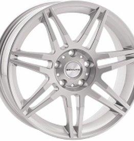 "Ecanto Wheels Ecanto ""E128"" 7,5 x 16 - 8 x 19 Audi , Daewoo , Fiat , Honda , Kia , Mazda , DB , Mini , Mitsubishi , Rover , Seat , Skoda , VW ....."