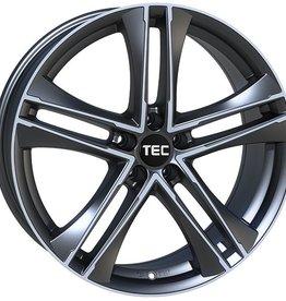 "TEC Speedwheels ""AS4EVO"" 8 x 19 Audi , Honda , Hyundai , Kia , Opel , Saab , Rover , Seat , Skoda , Subaru , VW ...."