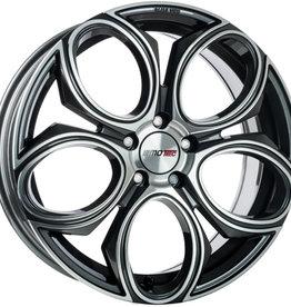 """Motec Wheels Motec Wheels """" CURVE"""" 8 x 19 passend für viele gängige KFZ Typen"""
