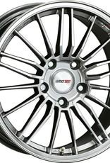 """Motec Wheels Motec Wheels """"Motorsport """" """"Race MCGT-9018 """" 9 x 18 - 13 x 18 passend für viele gängige KFZ Typen """"Festigkeit"""""""