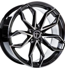 "Tomason Wheels Tomason  ""TN22""  8 x 18  -  10 x 22"
