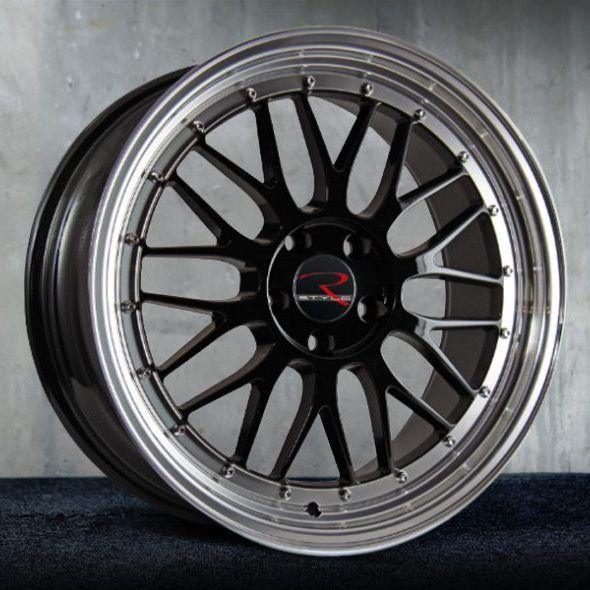 """RStyle Wheels RStyle Wheels """"RS03"""" 8,5 x 18 - 9,5 x 20  passend für viele gängige KFZ Typen"""