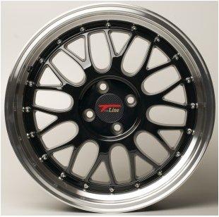 GTP Wheels GTP 020 (Design BBS LeMans)  7,5 x 17 - 8 x 18Audi , Daewoo , Fiat , Honda , Kia , Mazda , DB , Mini , Mitsubishi , Opel,Rover , Seat , Skoda , VW ..... TGA