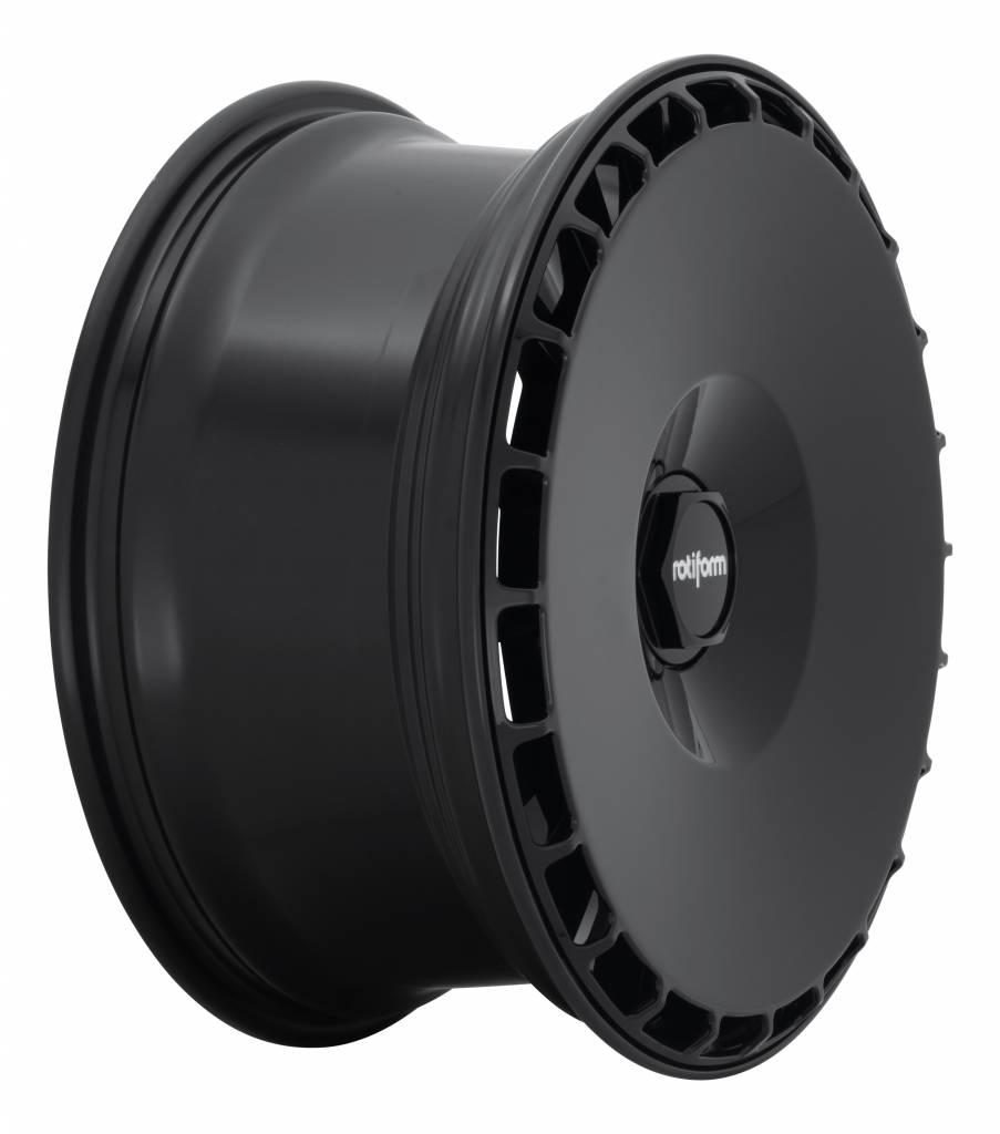 Rotiform Wheels Rotiform  AERODISC SET Schwarz oder weiß