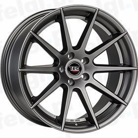 """TEC Speedwheels """"GT7"""" 8,5 x 19 Audi , Honda , Hyundai , Kia , Opel , Saab , Rover , Seat , Skoda , Subaru , VW ....."""