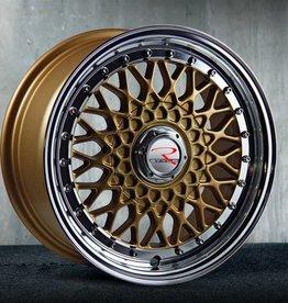 """RStyle Wheels RStyle Wheels """"RS01"""" 7x 15 passend für viele gängige KFZ Typen"""