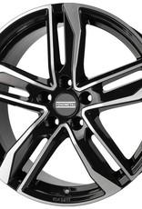 """Fondmetal Aluräder """"HEXIS"""" 8 x 18 .Für alle gängigen KFZ VW"""