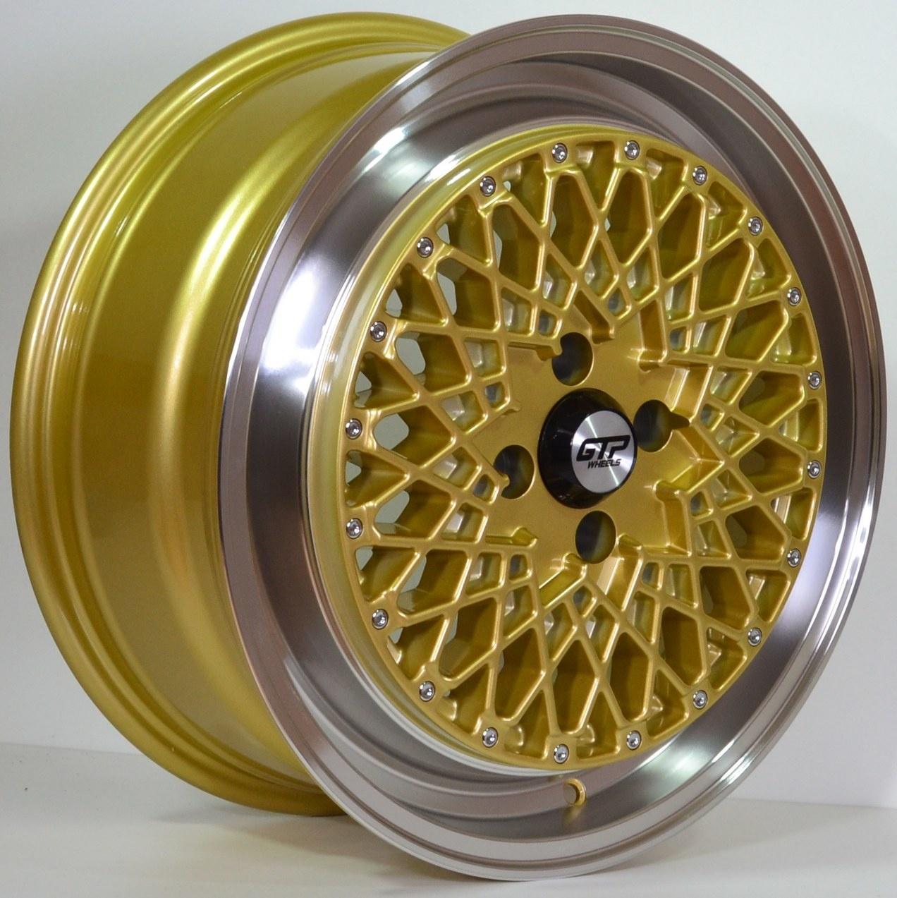 """GTP Wheels GTP 041   7x17   Neu!Neu!Neu!...mit """"TGA"""""""