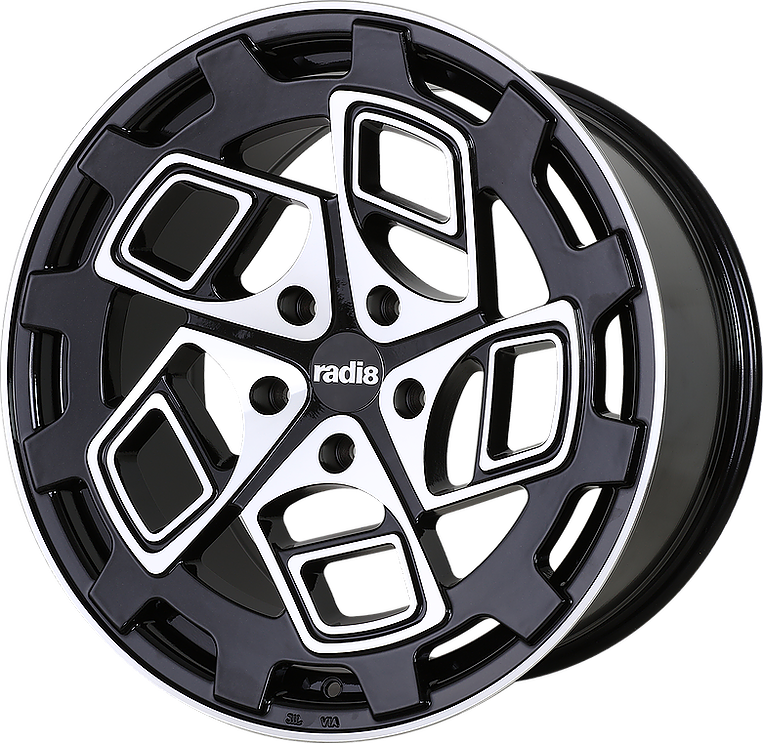 "RADI8 Wheels RADI 8 WHEELS  ""r8cm9 "" 8,5 x 20 + 10 x 20"