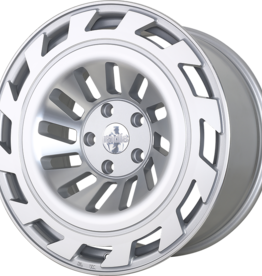 "RADI8 Wheels RADI 8 WHEELS  ""r8t12 "" 8,5 x 19 + 10 x 19"