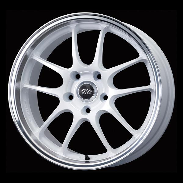 """ENKEI Wheels ENKEI WHEELS  """"PF01SS""""   9 x 17"""