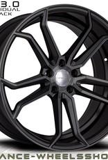 "Advance Wheels ""AV 3.0 Gunmetal polish"" 8,5 x 19 - 10,5 x 20 Audi , Honda , Hyundai , Kia , Opel , Saab , Rover , Seat , Skoda , Subaru , VW ...."