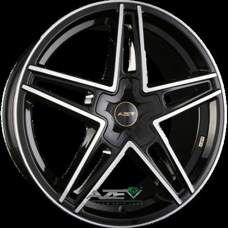 """AZEV Wheels AZEV """"P2 """" 8,5 x 18 - 11 x 19 .Für alle gängigen KFZ"""