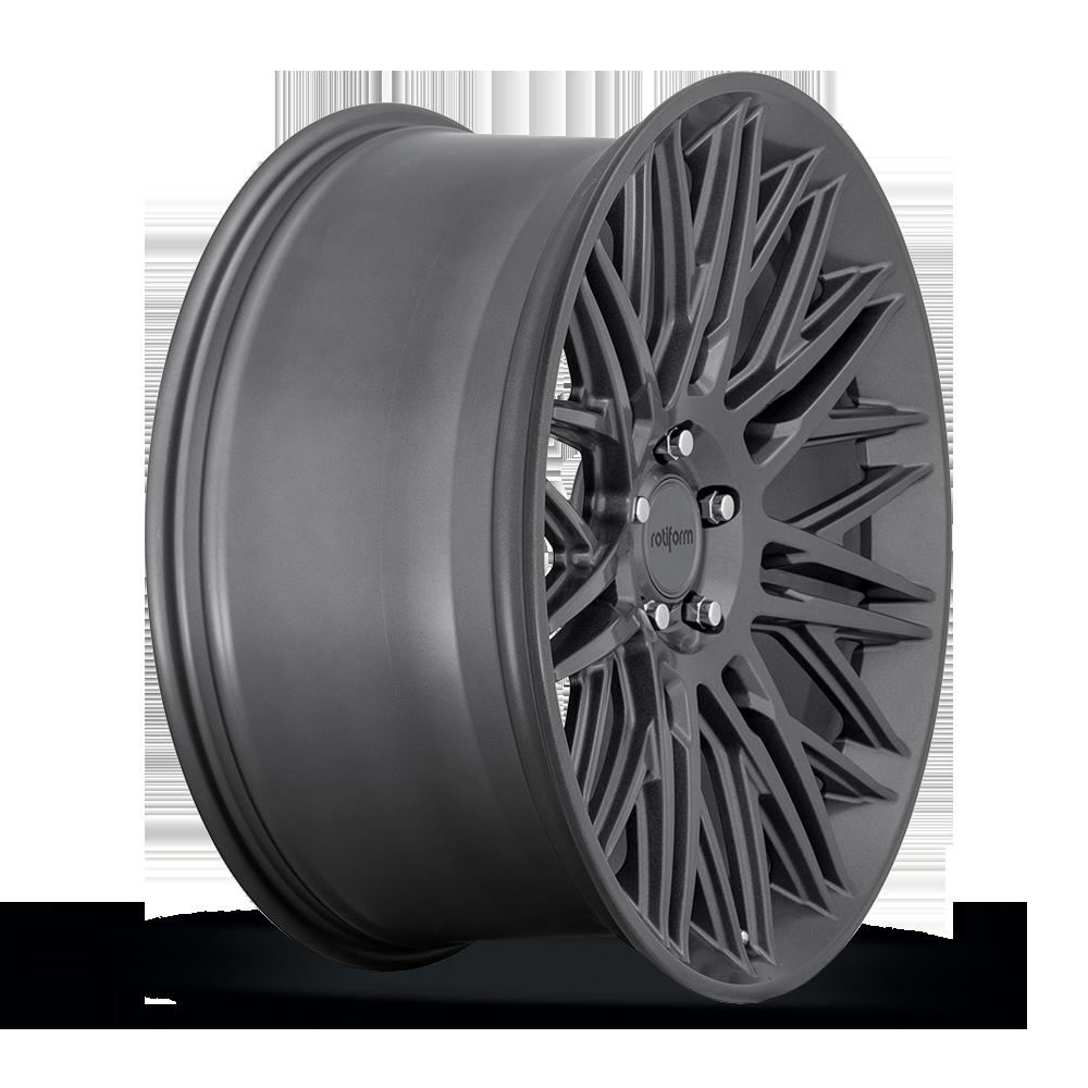 """Rotiform Wheels Rotiform  WHEELS  """"JDR""""  10 x 22 """" mit TGA"""