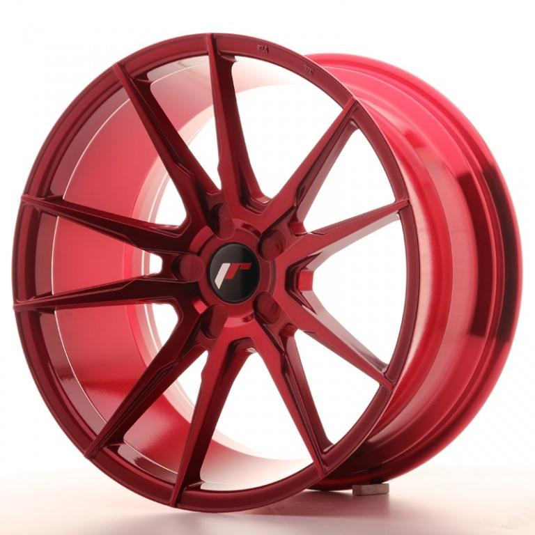 Japanracing Wheels JR 21   8,5 x 18 - 11 x 20  mit TGA oder Festigkeit.