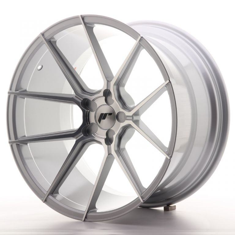 Japanracing Wheels JR 30   9,5 x 18 - 11 x 20  mit TGA oder Festigkeit.