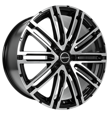 "DIEWE WHEELS DIEWE WHEELS  ""TARGA ""  8,5 x 20 - 10,5 x 21"