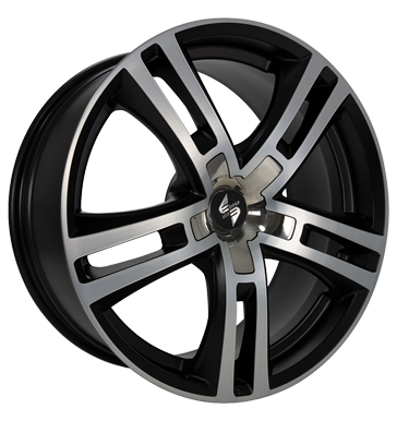"DIEWE WHEELS DIEWE WHEELS  "" URIEL""  9 x 20 - 10 x 22"