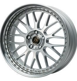 "WORK WHEELS Work Wheels ""VSXX - 3tlg"" 12 x 19 - 8,5  x 20. ""FESTIGKEIT"""