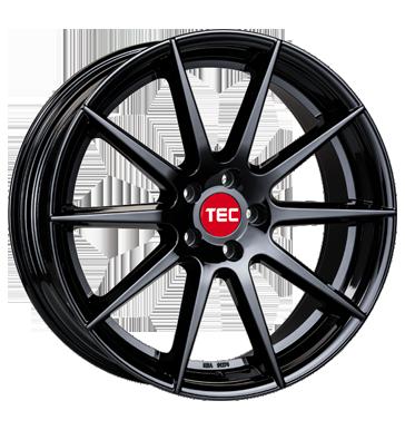 """TEC Speedwheels """"GT7"""" 8,5 x 19- 10,5 x 21 Audi , Honda , Hyundai , Kia , Opel , Saab , Rover , Seat , Skoda , Subaru , VW ...."""