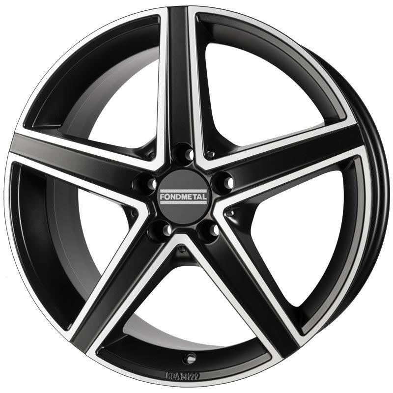 "Fondmetal Aluräder ""IOKE"" 8 x 18 .Für Mercedes KFZ"