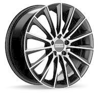 "Fondmetal Aluräder ""AIDON"" 8 x 18 .Für Mercedes KFZ"