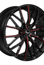 "Barracuda Wheels Barracuda ""Project 3.0"" 8,5 x 18 - 10 x 20 Alfa , Audi , BMW , Cadillac , Chevrolet , Chrysler , Citroen , Daihatsu , Dodge , Fiat , Ford , Honda , Hyundai , Jaguar , Jeep , Kia , Landrover , Lexus , Mazda , Mercedes , Mitsubishi , Nissan , Opel , Peugeot"