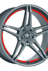 """Barracuda Wheels Barracuda """"STARZZ"""" 8 x 18 - 8,5 x 19 Alfa , Audi , BMW , Cadillac , Chevrolet , Chrysler , Citroen , Daihatsu , Dodge , Fiat , Ford , Honda , Hyundai , Jaguar , Jeep , Kia , Landrover , Lexus , Mazda , Mercedes , Mitsubishi , Nissan , Opel , Peugeot , Ren"""