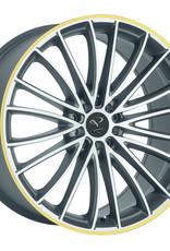 "Corspeed Wheels ""LeMans"" 8 x 18 - 10,5 x 20 Alfa , Audi , BMW , Cadillac , Chevrolet , Chrysler , Citroen , Daihatsu , Dodge , Fiat , Ford , Honda , Hyundai , Jaguar , Jeep , Kia , Landrover , Lexus , Mazda , Mercedes , Mitsubishi , Nissan , Opel , Peugeot , Renault"