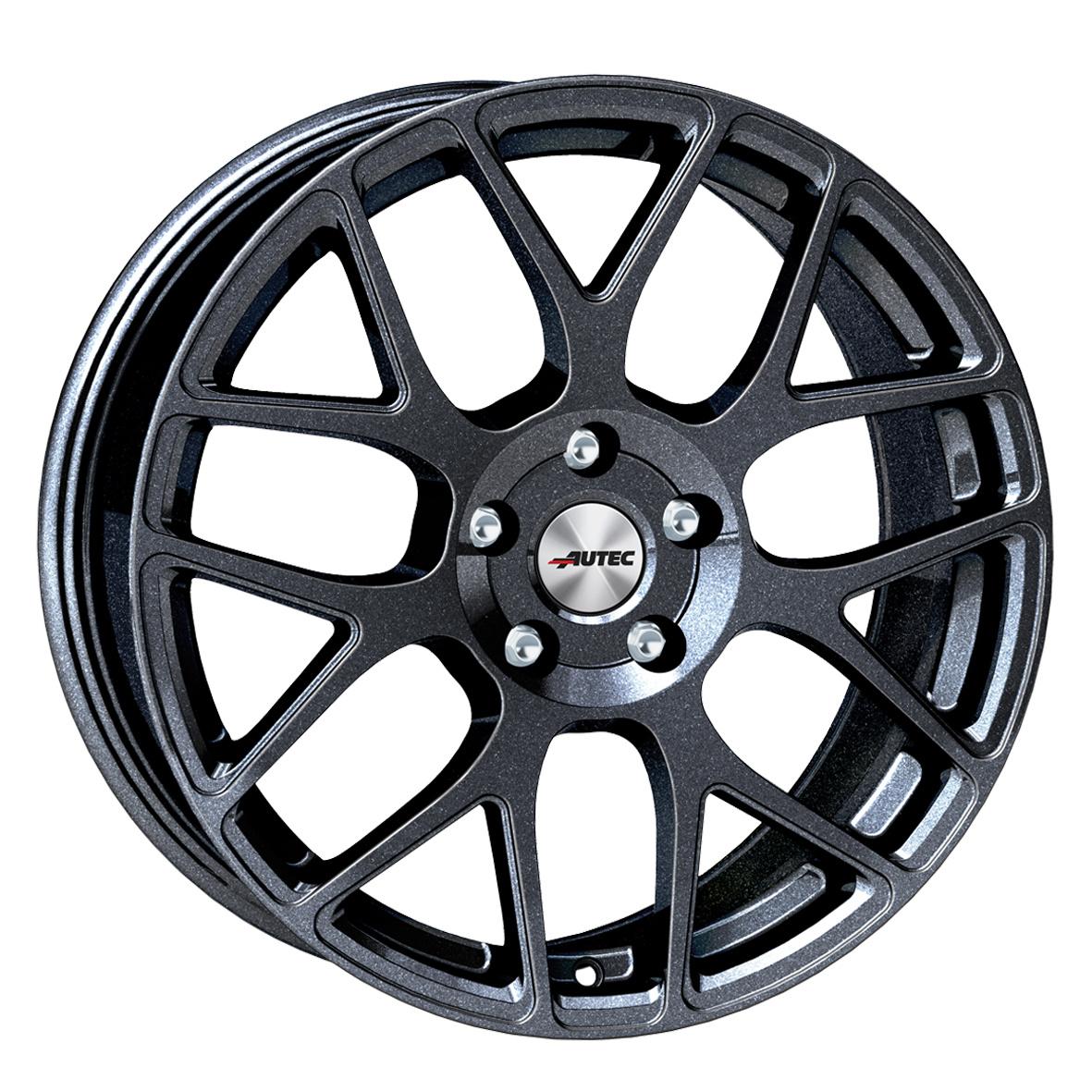 """Autec Wheels Autec  """"HEXANO"""" 7 x 16 - 8 x 18  Audi , Chevrolet , Citroen , Dacia , Honda , Hyundai , Kia , Mazda , MB , Mini ,"""