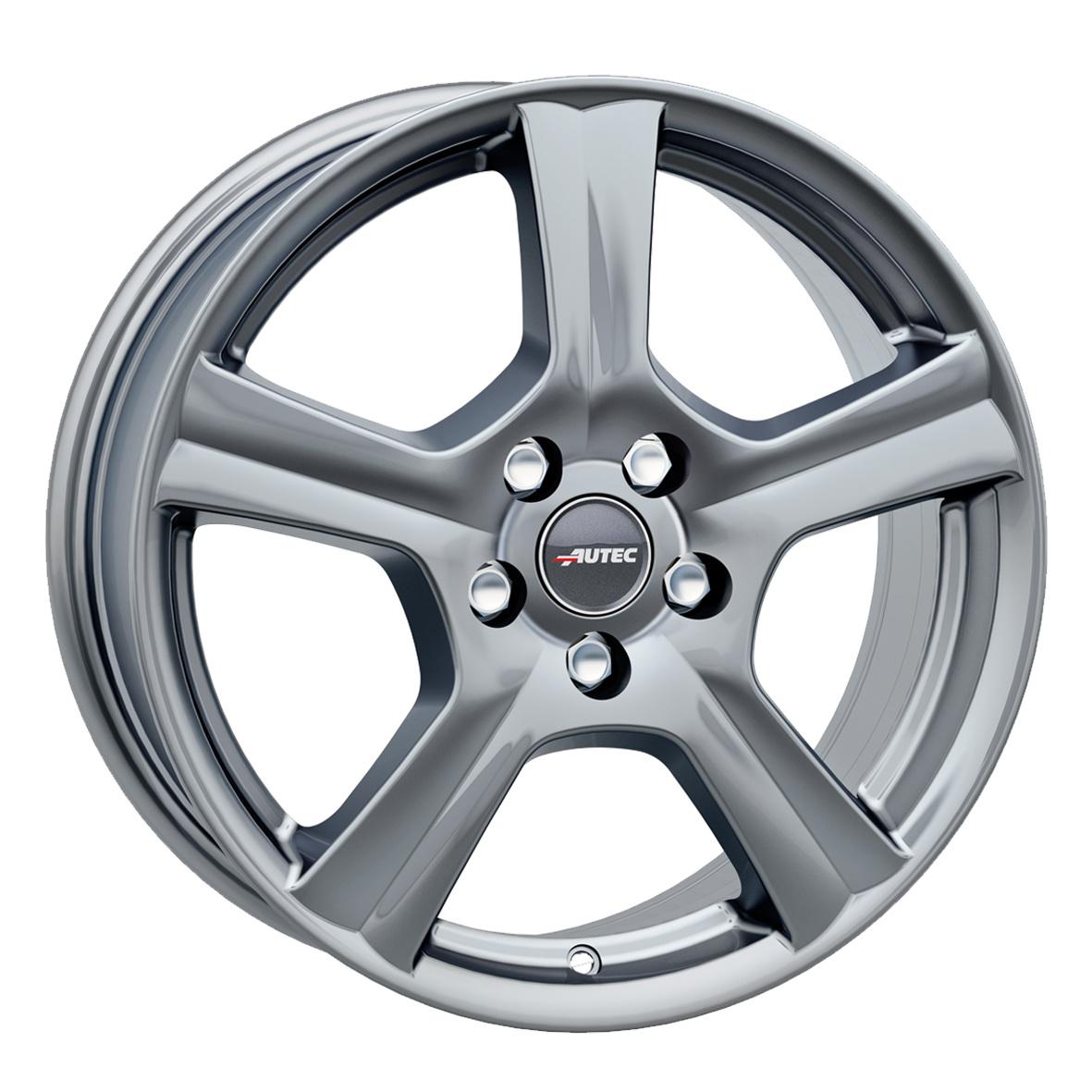 "Autec Wheels Autec  ""IONIK"" 6 x 15 - 7,5 x 18  Audi , Chevrolet , Citroen , Dacia , Honda , Hyundai , Kia , Mazda , MB , Mini ,"