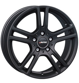 "Autec Wheels Autec  ""MUGANO"" 6,5 x 16 - 8 x 18  Audi , Chevrolet , Citroen , Dacia , Honda , Hyundai , Kia , Mazda , MB , Mini ,"