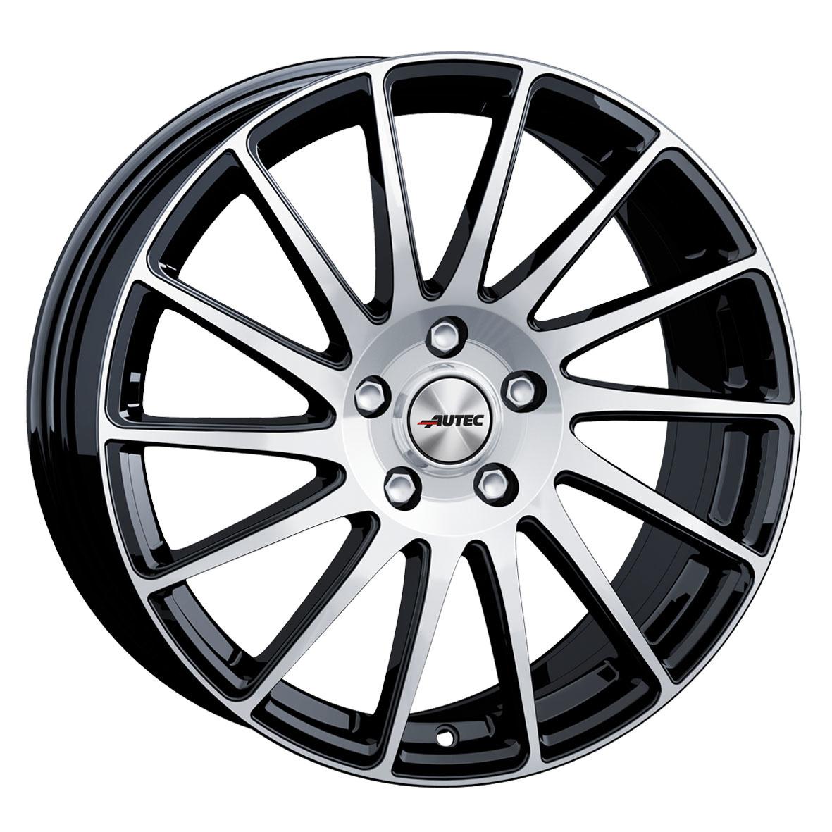 """Autec Wheels Autec  """"OKTANO"""" 8 x 18 - 8 x 19 Audi , Chevrolet , Citroen , Dacia , Honda , Hyundai , Kia , Mazda , MB , Mini ,"""
