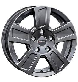 "Autec Wheels Autec  ""TIGRIS"" 6 x 14 - 6 x 15  Audi , Chevrolet , Citroen , Dacia , Honda , Hyundai , Kia , Mazda , MB , Mini ,"