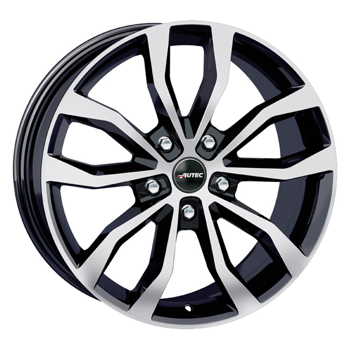 """Autec Wheels Autec  """"UTECA"""" 7,5 x 17 - 9,5 x  22 Audi , Chevrolet , Citroen , Dacia , Honda , Hyundai , Kia , Mazda , MB , Mini"""
