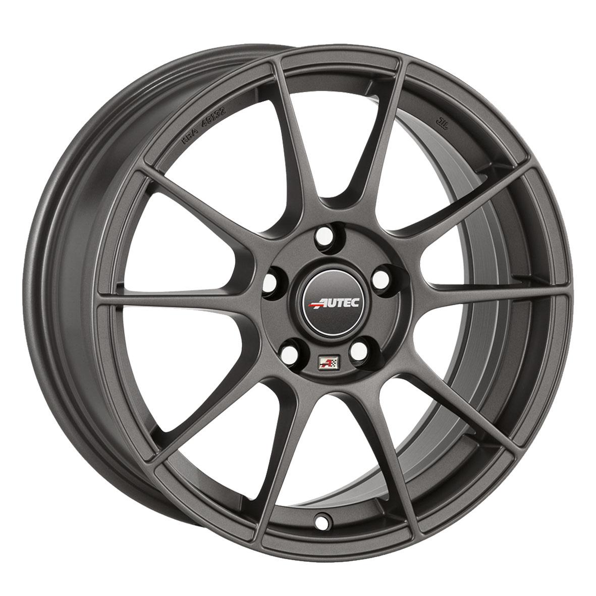 """Autec Wheels Autec  WIZARD"""" 6,5 x 15 - 8 x  19 Audi , Chevrolet , Citroen , Dacia , Honda , Hyundai , Kia , Mazda , MB , Mini"""