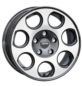 """Autec Wheels Autec  """"YUNA"""" 6 x 15 Audi , Chevrolet , Citroen , Dacia , Honda , Hyundai , Kia , Mazda , MB , Mini ..""""auf Anfrage """""""